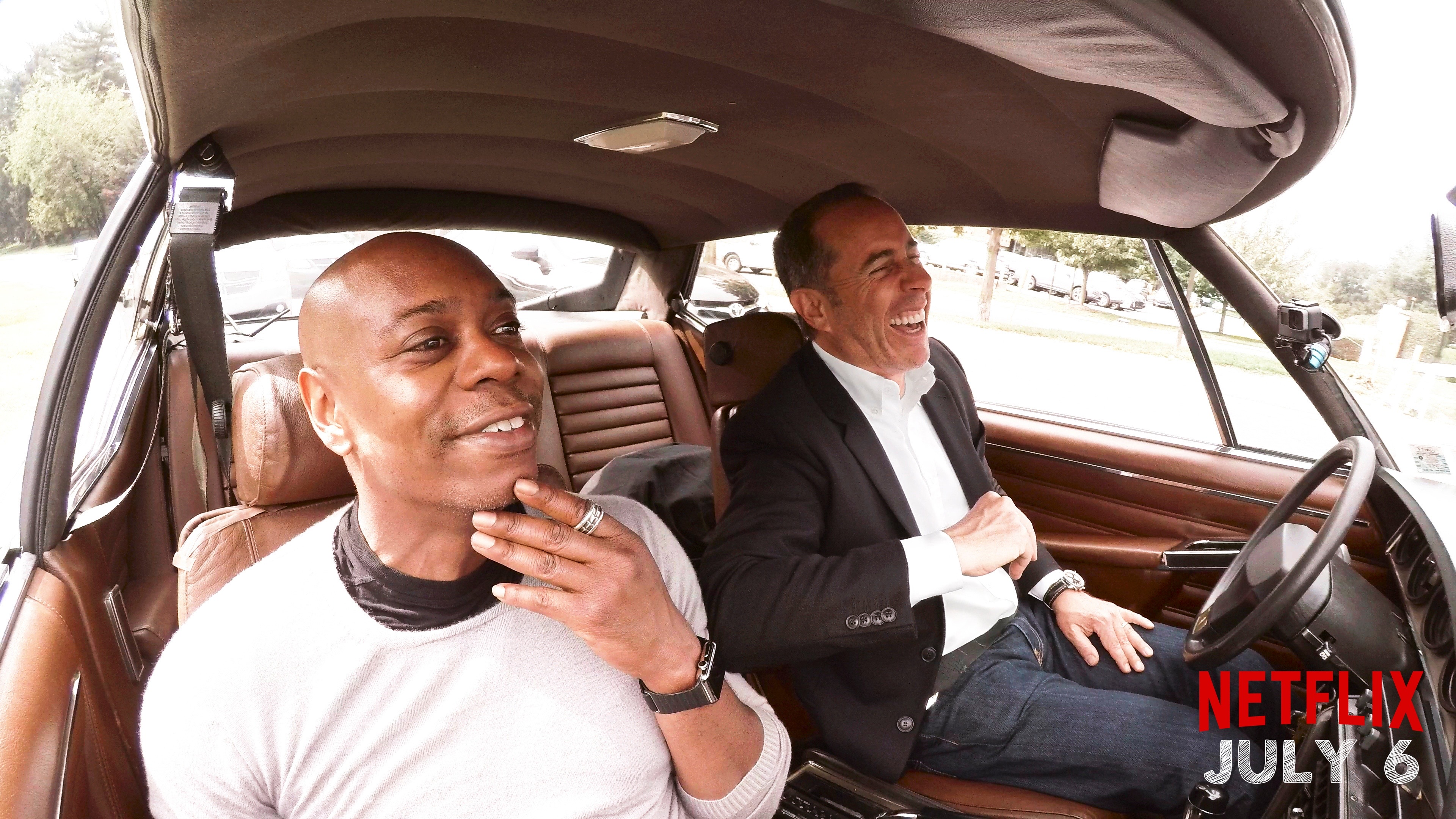 Jerry Seinfeld, Comedians + cars + coffee = Another season of nothing?, ClassicCars.com Journal