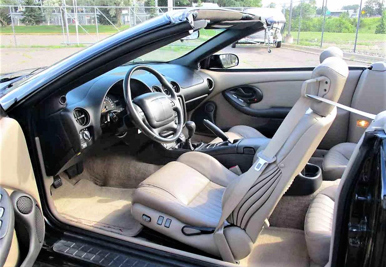 Firehawk, Fast rarity 2002 Pontiac Firebird Trans Am Firehawk convertible, ClassicCars.com Journal