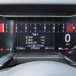 IMG_1272 Ford Mustang GT gauges track