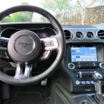 IMG_1276 Ford Mustang GT dash