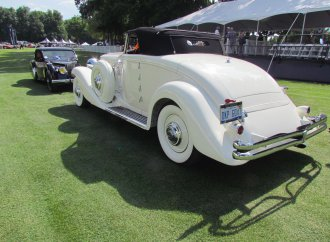 '35 Duesenberg, '37 Bugatti take honors at Concours of America