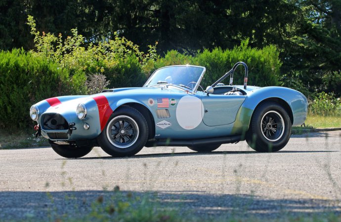 '97 Cobra eligible for track and road goes to auction
