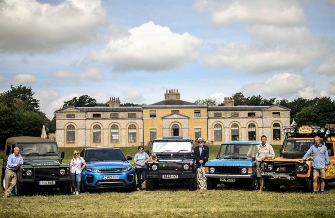 Up the hill at Goodwood Festival, and other concours, event news