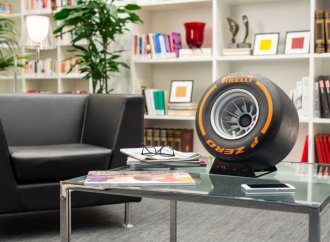 F1 racing technology available in new sound system