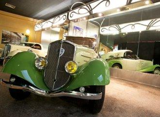 Peugeot museum celebrating 30th anniversary