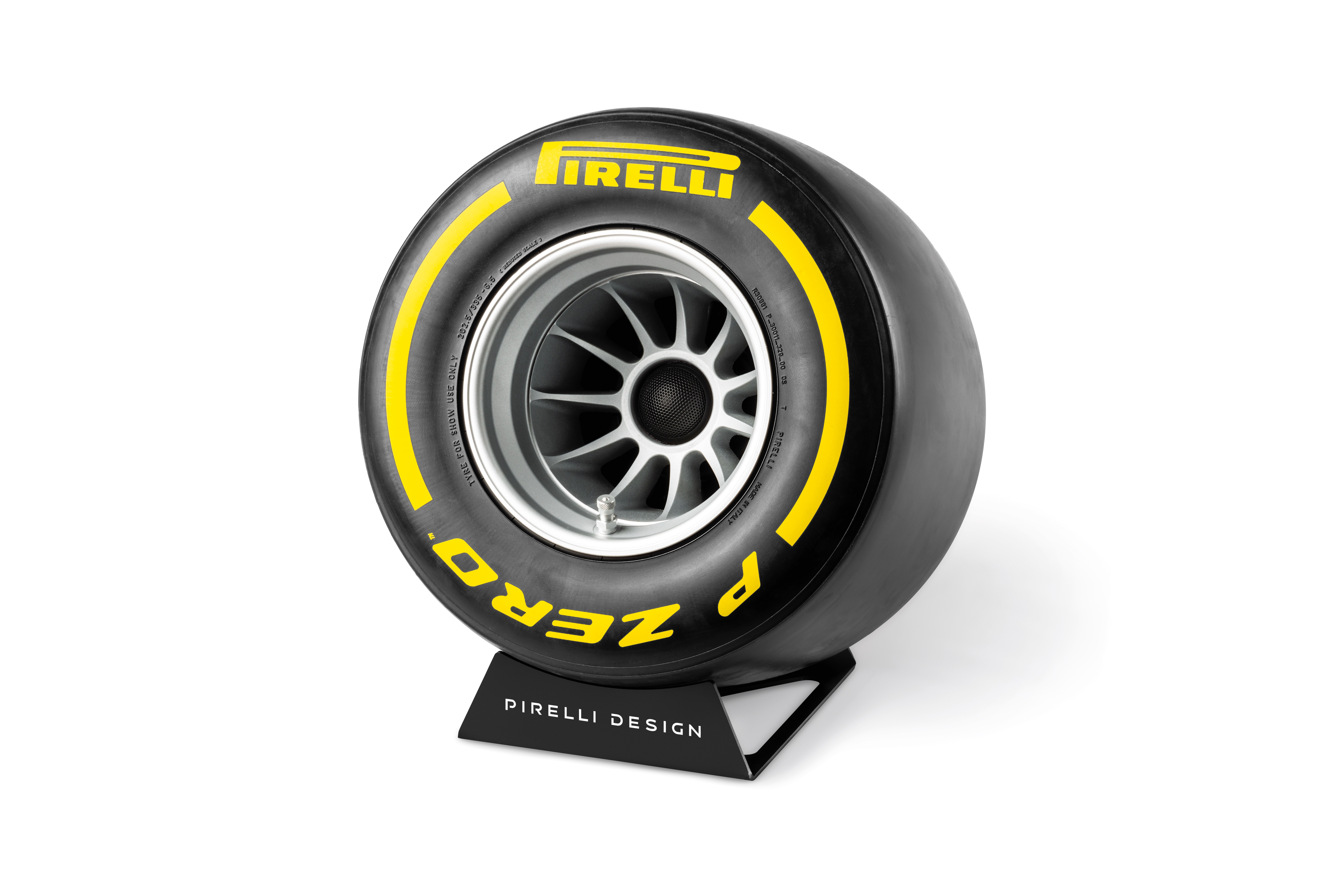 Pirelli Design, F1 racing technology available in new sound system, ClassicCars.com Journal