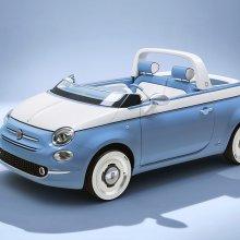 Back to the beach: Garage Italia, Fiat unveil Fiat 500 'Spiaggina'