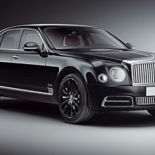 Bentley creates limited-edition Mulsanne that honors its history