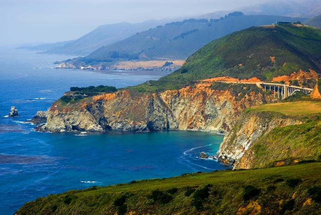 Laguna Seca helping stage 'Dream Drive' as PCH reopens to Big Sur