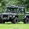 Land Rover Defender SVX from Bond film to be auctioned