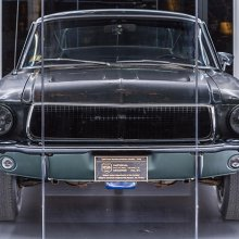 Original 'Bullitt' 1968 Ford Mustang heading to Goodwood