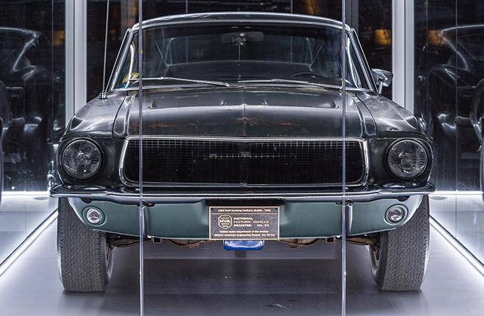 The original Bullitt Mustang will be at the Goodwood Festival of Speed alongside some modern Fords. | Goodwood Festival of Speed photo