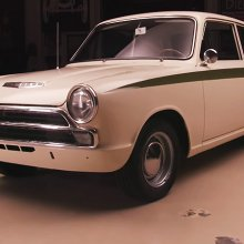 Jay Leno goes in-depth with a 1966 Lotus Cortina