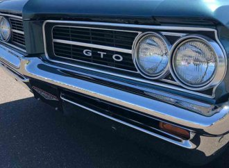 How the Pontiac GTO initiated the heyday of muscle cars in America