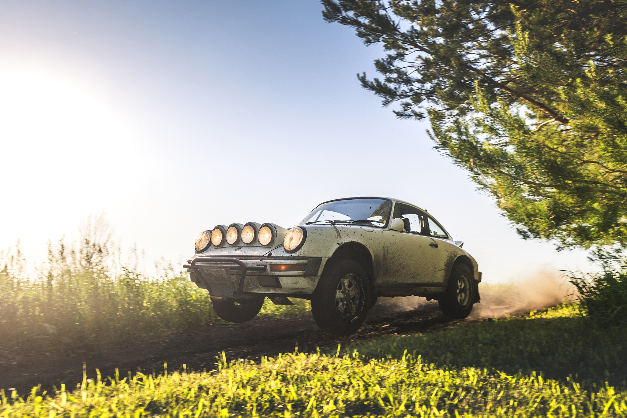 Get up enough speed and the Keen Project Safari 911 will soar to new heights. | Alex Bellus photo