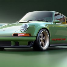 The road to restoring the Singer-Williams Porsche 911 lightweight
