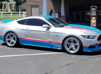 Rare car search leads man to No. 7 Richard Petty Mustang GT, more