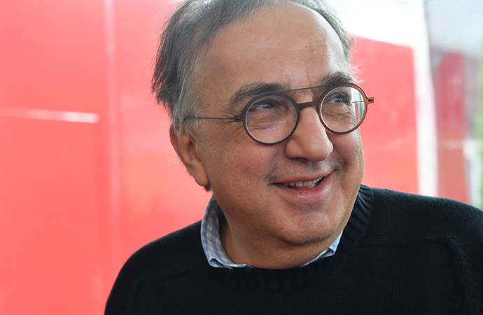 Fiat Chrysler's Sergio Marchionne dies after complictions from surgery