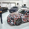 All 5 generations of Toyota Supra get together for first time
