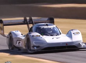 VW ID R claims electric car record at Goodwood Festival of Speed