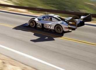 Watch electric Volkswagen break the all-time Pikes Peak record