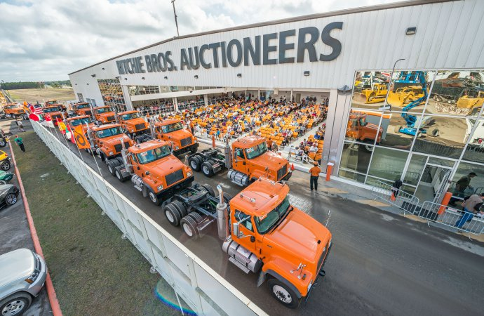Leake sets December auction in Orlando at Ritchie Bros. facility
