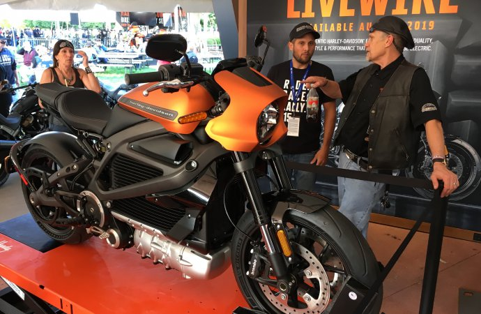 Did I lie to Harley about wanting an electric motorcycle?