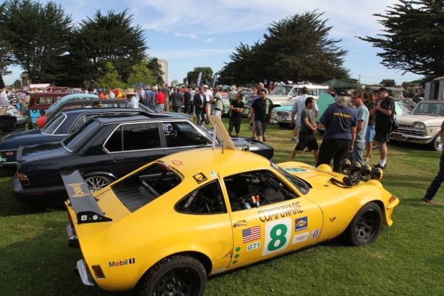 "The cars you'll see at the Concours d'Lemons can only be described as ""...interesting."" 