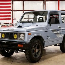 Low-mileage SUV has JDM cred