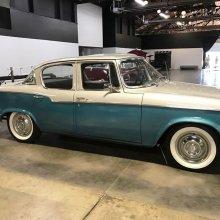 Museum selling '59 Studebaker Lark
