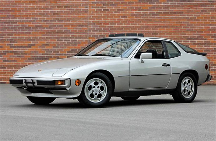 Higher-power 1987 Porsche 924S