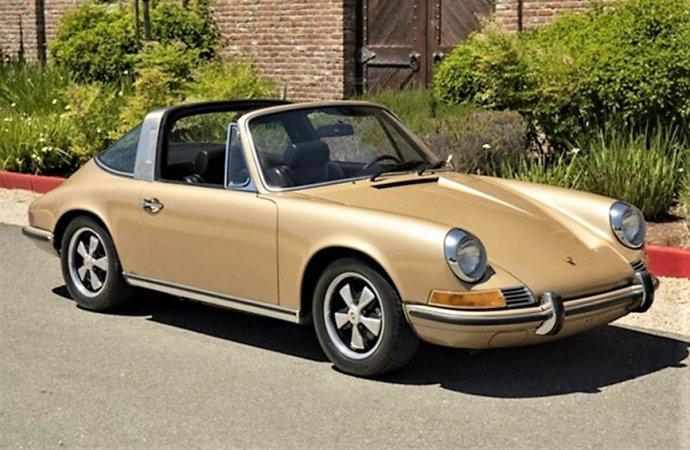 Best-model 1971 Porsche 911S