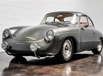 Honest outlaw 1964 Porsche 356