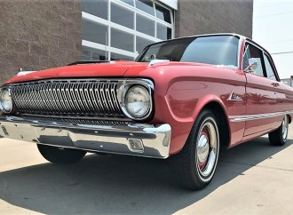 Sleeper awake: 1962 Ford Falcon