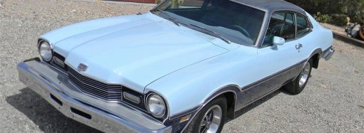 One-family '77 Mercury Comet with 302 V8