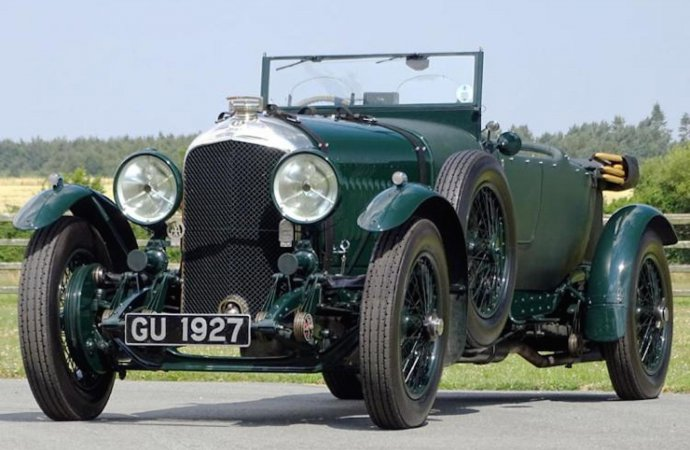 Best of the Bentley Boys' 1929 Bentley headed to auction