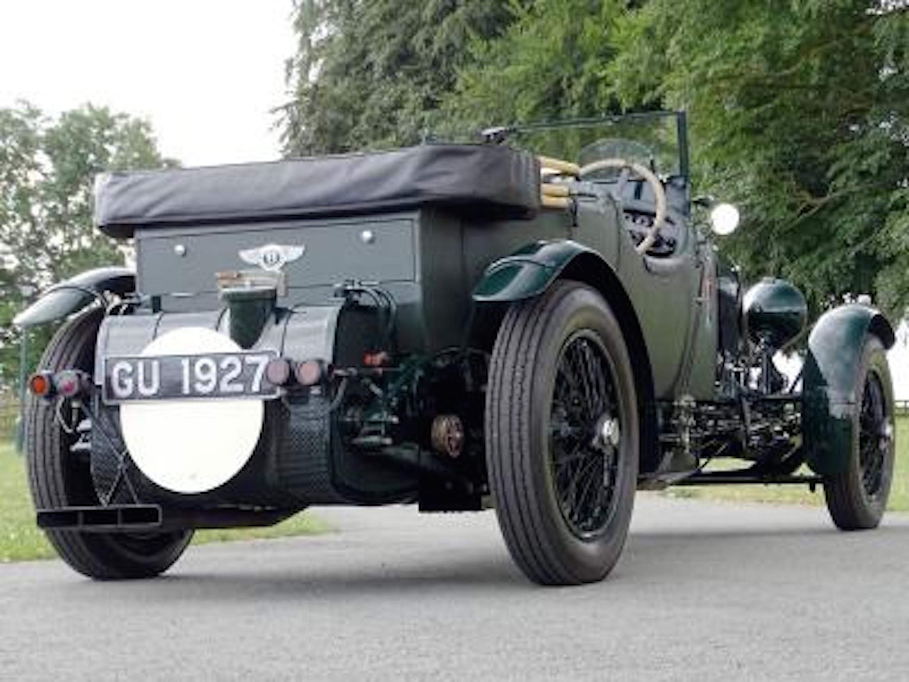 Bentley Boys, Best of the Bentley Boys' 1929 Bentley headed to auction, ClassicCars.com Journal