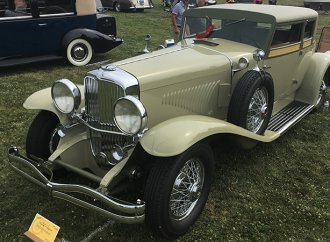 Milwaukee Concours becomes Midwest mecca of motor goodness