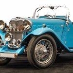 1935 Singer Le Mans Fox & Nicholl Team Car