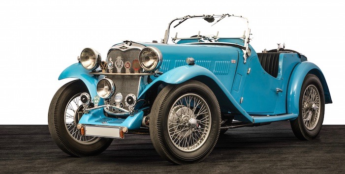 South Africa, Coys pleased with 'breakthrough' auction in South Africa, ClassicCars.com Journal