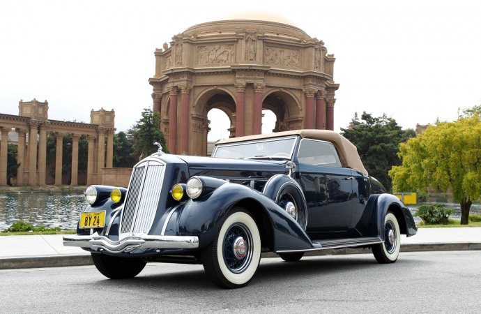 SF design school plans to open car collection as public museum