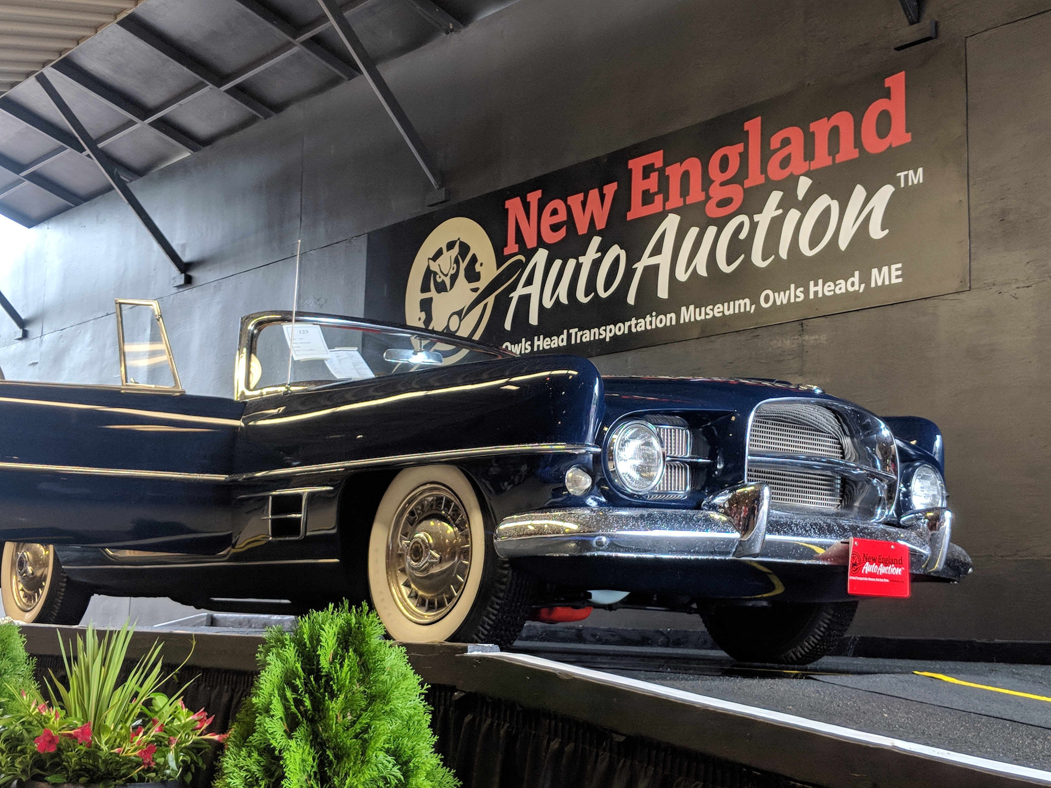 New England, Dual-Ghia tops $4 million New England Auto Auction, ClassicCars.com Journal