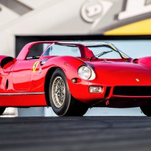 Dramatic find by RM Sotheby's boosts value of Ferrari race car