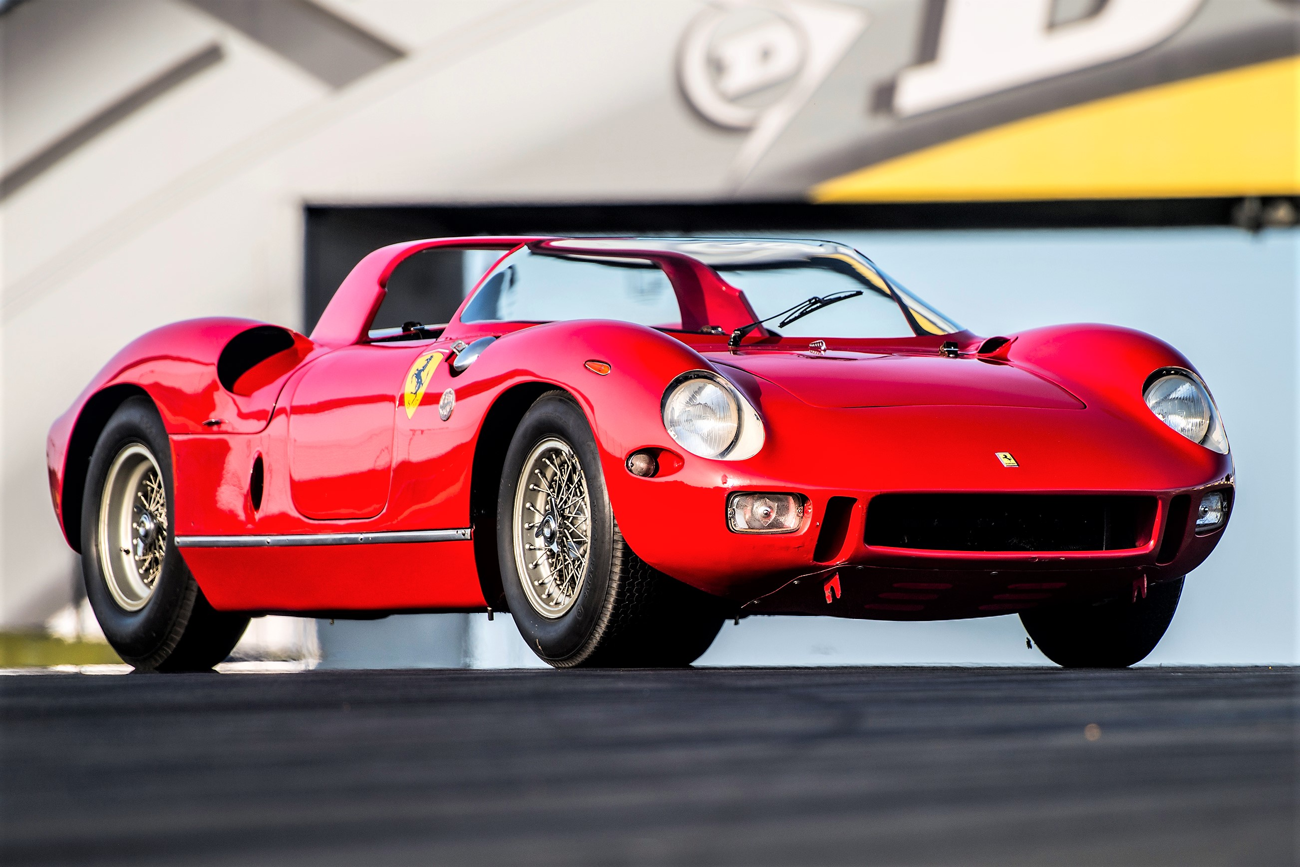 Dramatic find by RM Sotheby\'s boosts value of Ferrari race car