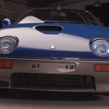 Mazda Autozam AZ-1 stops by 'Jay Leno's Garage'