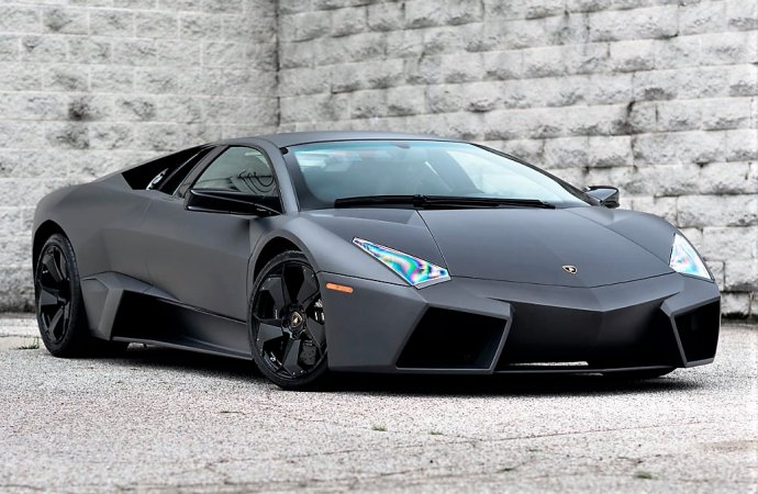 Rare, low-mileage Lamborghinis offered by Mecum in Monterey