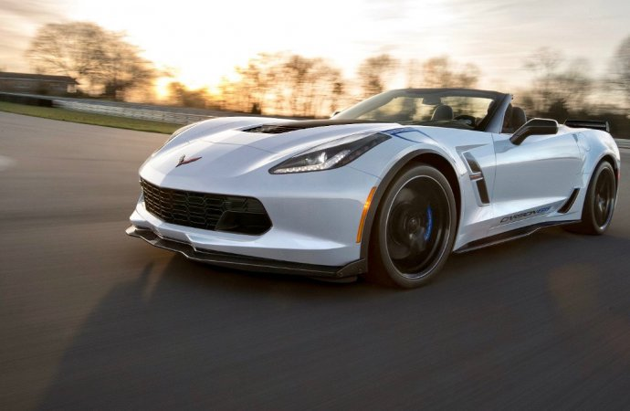 Chevrolet Corvette rated 'Most American' car in university study
