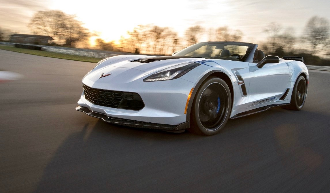Chevrolet Corvette rated \'Most American\' car in university study