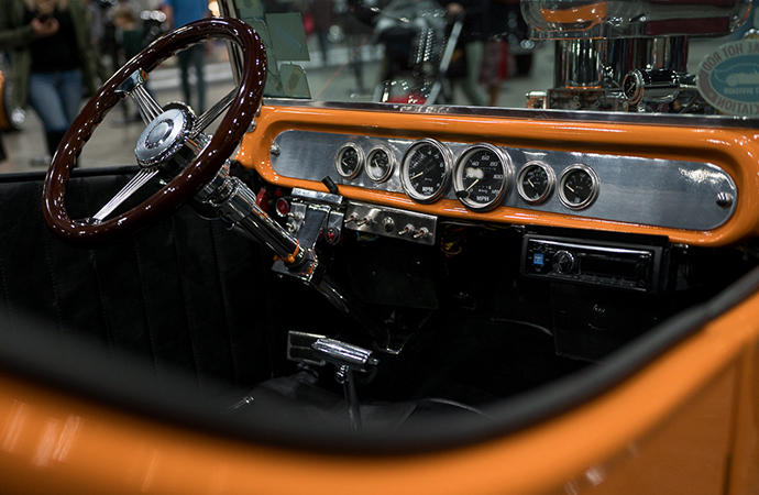 The 2018 Classic Auto Show in Chicago will not take place until next year, organizers wrote in a Friday Facebook post. | Rebecca Nguyen photo