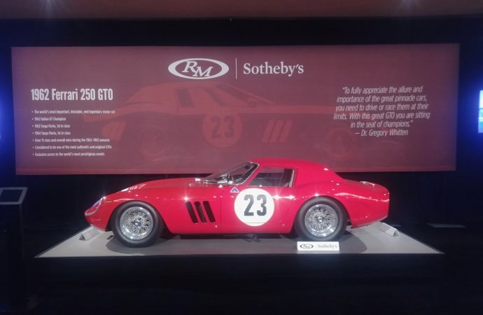 Andy's favorites at RM Sotheby's Monterey auction